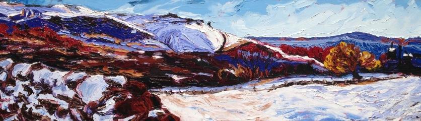 November Snow, Marsden