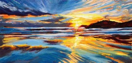 Glorious Whitesands Sunset